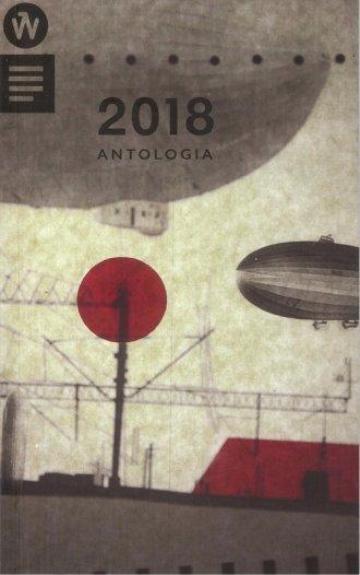 2018 antologia - okładka książki