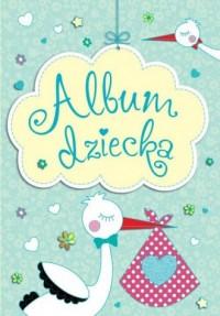 Album dziecka - okładka książki