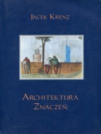 Architektura znaczeń - okładka książki
