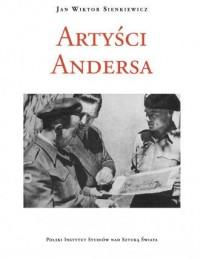 Artyści Andersa - okładka książki