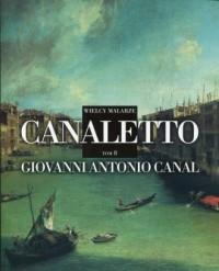 Wielcy malarze. Tom 8. Canaletto - okładka książki