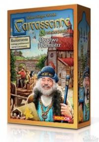 Carcassonne 5 rozszerzenie. Opactwo - zdjęcie zabawki, gry