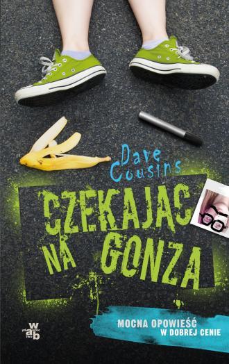 Czekając na Gonza - okładka książki