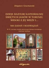 Dzieje bazyliki katedralnej świętych - okładka książki