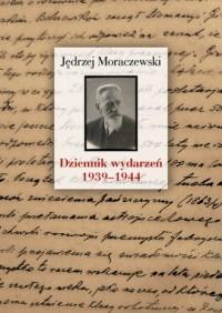 Dziennik wydarzeń (1939-1944) - okładka książki