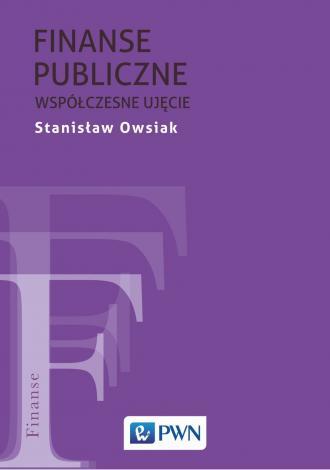 Finanse publiczne. Współczesne - okładka książki