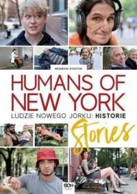 Humans of New York: Stories. Ludzie - okładka książki