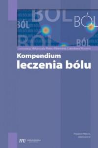Kompendium leczenia bólu - Małgorzata - okładka książki