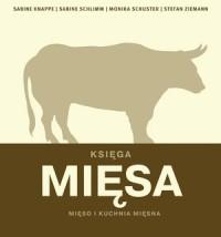 Księga mięsa - Monika Schuster - okładka książki