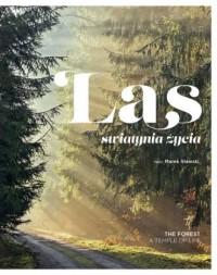 Las świątynia życia - okładka książki