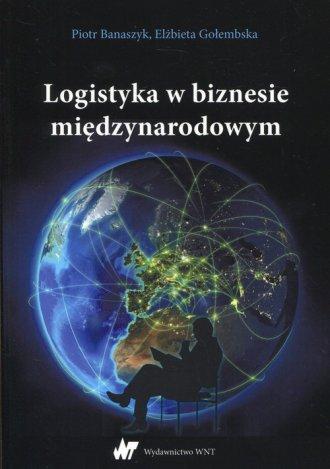 Logistyka w biznesie międzynarodowym - okładka książki
