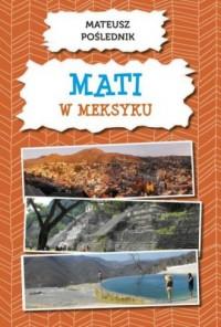 Mati w Meksyku - okładka książki