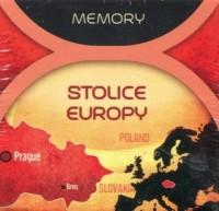 Memory. Stolice Europy - zdjęcie zabawki, gry