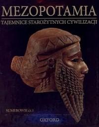 Mezopotamia. Sumerowie. Część 1. - okładka książki