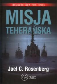 Misja Teherańska 2 - okładka książki