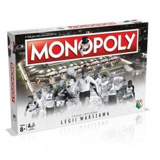 Monopoly. Edycja specjalna Legii - zdjęcie zabawki, gry