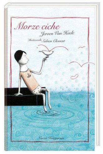 Morze ciche - okładka książki