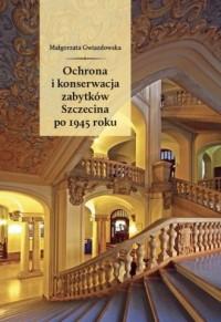 Ochrona i konserwacja zabytków - okładka książki