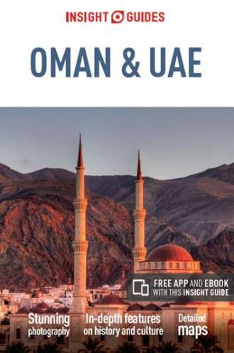 Oman and the UAE. Insight guides - okładka książki