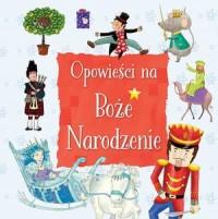 Opowieści na Boże Narodzenie - okładka książki