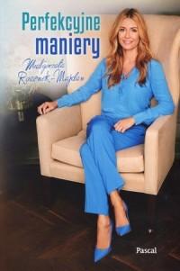 Perfekcyjne maniery - Małgorzata - okładka książki
