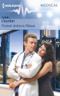 Portret doktora Rileya. Medical - okładka książki