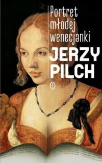 Portret młodej wenecjanki - okładka książki