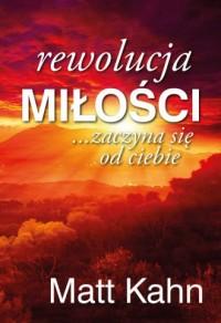 Rewolucja miłości... zaczyna się - okładka książki