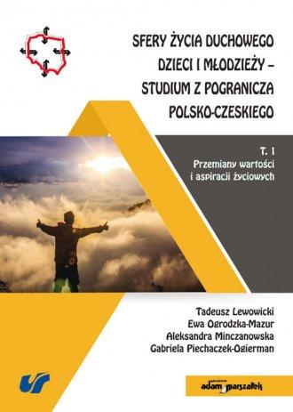Sfery życia duchowego dzieci i - okładka książki