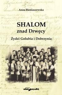 SHALOM znad Drwęcy. Żydzi Golubia - okładka książki
