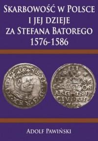Skarbowość w Polsce i jej dzieje - okładka książki