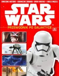 Star Wars. Przewodnik Po Galaktyce - okładka książki