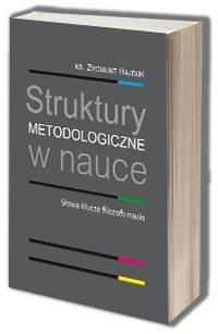 Struktury metodologiczne w nauce. - okładka książki