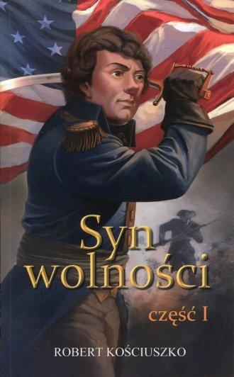 Syn wolności cz. 1 - okładka książki