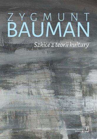 Szkice z teorii kultury - okładka książki