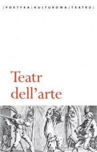 Teatr dellarte - okładka książki