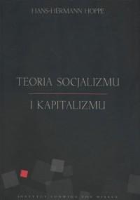 Teoria socjalizmu i kapitalizmu - okładka książki