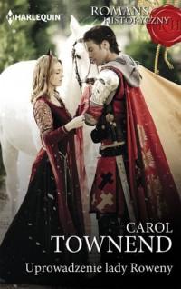 Uprowadzenie lady Rowany. Romans - okładka książki
