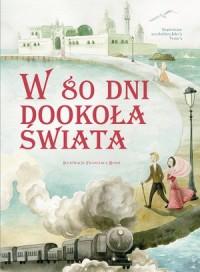 W 80 dni dookoła świata - Francesca - okładka książki