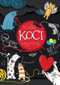 Wielki koci bazgrolnik - Barbara - okładka książki