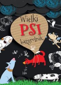 Wielki psi bazgrolnik - Barbara - okładka książki