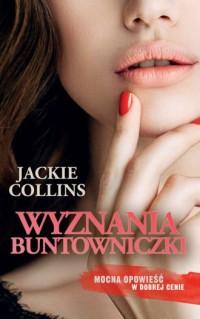 Wyznania buntowniczki - Jackie - okładka książki