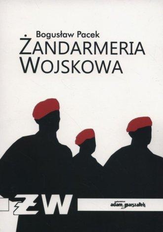Żandarmeria wojskowa - okładka książki