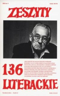 Zeszyty literackie 136. Andrzej Wajda - okładka książki