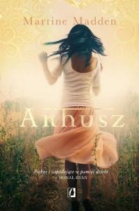 Anhusz - okładka książki