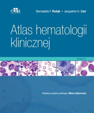 Atlas hematologii klinicznej - okładka książki