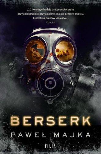 Berserk - okładka książki