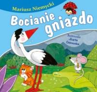Bocianie gniazdo - okładka książki