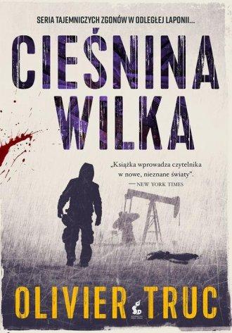 Cieśnina Wilka - okładka książki