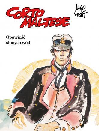 Corto Maltese. Tom 1. Opowieść - okładka książki
